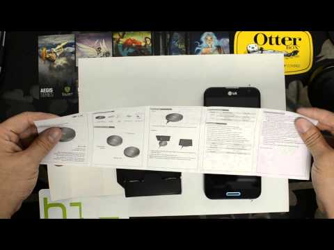 $40 LG WCP-300 Wireless Charger (QI standard) First Look / Unboxing