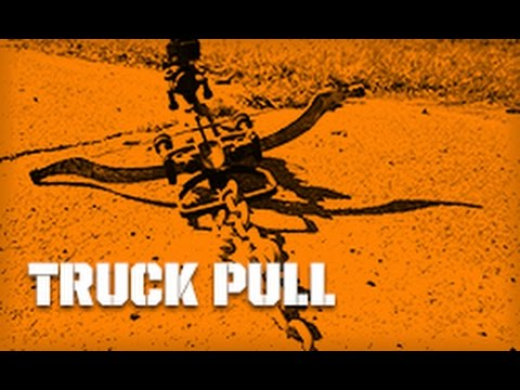 Crossbow Destruction Challenge - Truck Pull