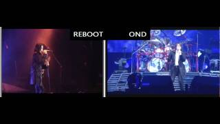 LUNA SEA - END OF SORROW (REBOOT vs OND)