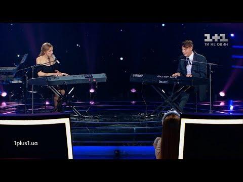 Данил Однораленко vs. Дарина Ворончук – Say Something – бои – Голос страны 9 сезон