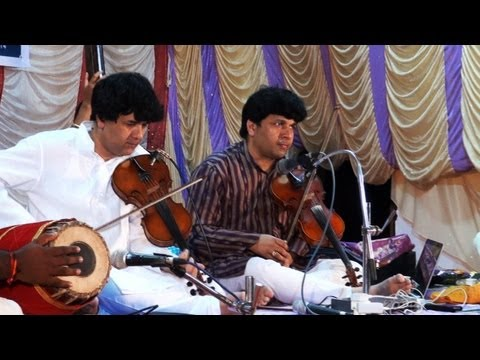 Violin Performance - Ganesh and Kumaresh