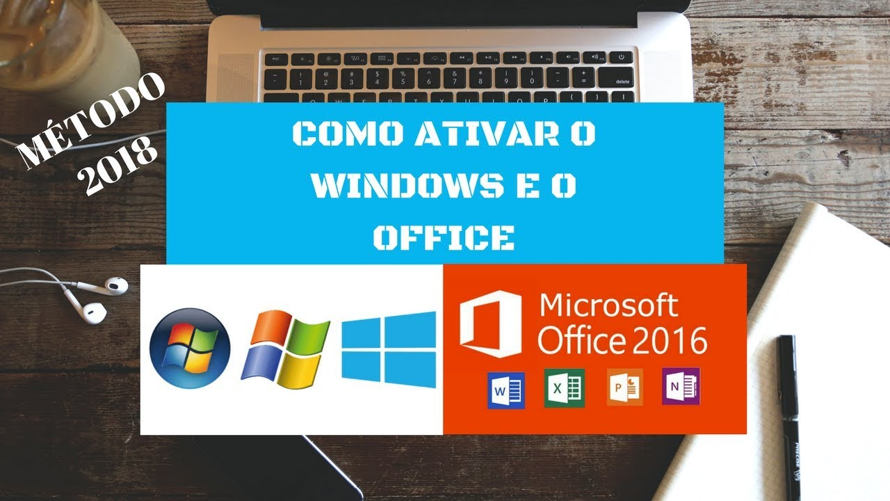 ativacao office 2016