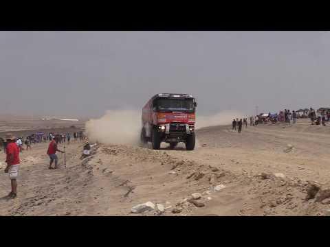 Dakar 2018: Renault Trucks K 520 in the race
