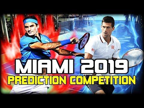 ATP Masters - Miami 2019 - Prediction Competition