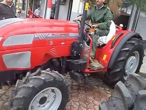 tracteur mccormick youtube