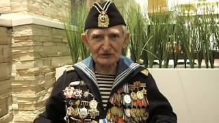 Ветеран Семенов П.И. о фильме  28 панфиловцев и о своей жизни