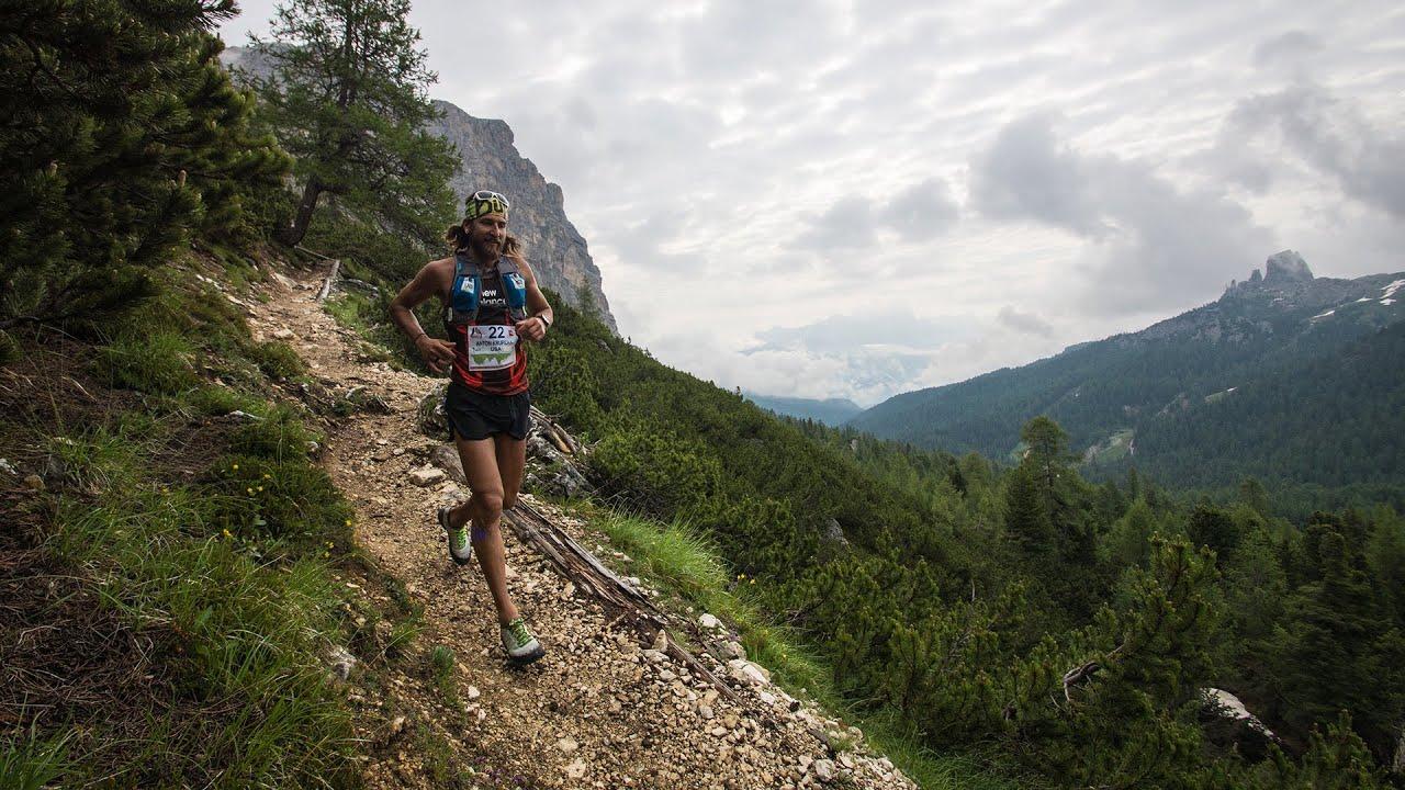 Lavaredo Ultra Trail 2014 - Anton Krupicka y Rory Bosio ...