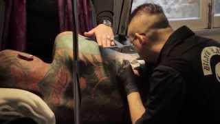 Painless Tattoo - Piercings Works Amsterdam