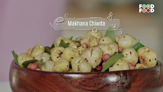 Makhan Chiwda | Namkeen Nation | Chef Rakesh Sethi | FoodFood