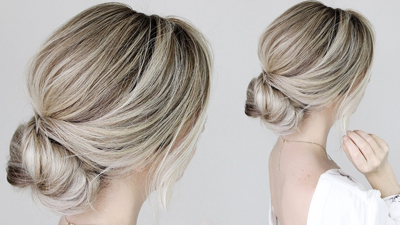 20 stylish bun hairstyles that you will want to copy - the