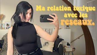 Ma Relation Toxique avec les Réseaux. | Vlogmars 9