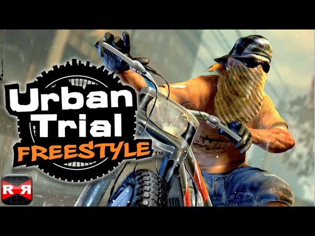 Urban Trial Freestyle (By Tate Multimedia) - iOS - iPhone/iPad/iPod Touch Gameplay