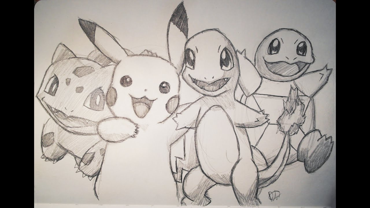 drawings of squirtle