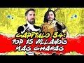 Los 15 villanos más chafas de los cómics - La Liga de los Súper Cuates #34