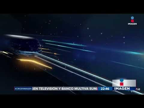 El tren que te haría llegar de CDMX a Guadalajara en 30 minutos | Noticias con Ciro Gómez Leyva