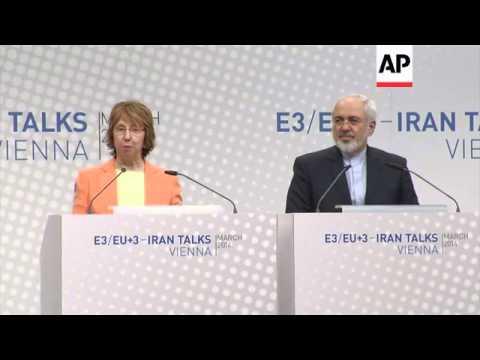 "Ashton describes Iranian nuclear talks as `'substantive and useful"""