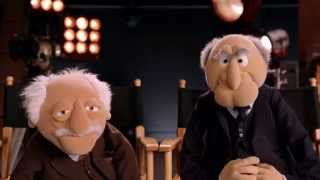 Waldorf & Statler | Bonus Clip | Muppets Most Wanted | The Muppets