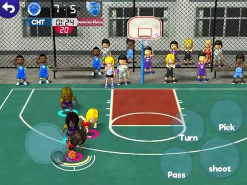 SBA: Basketball, Shootin threes like Cury.
