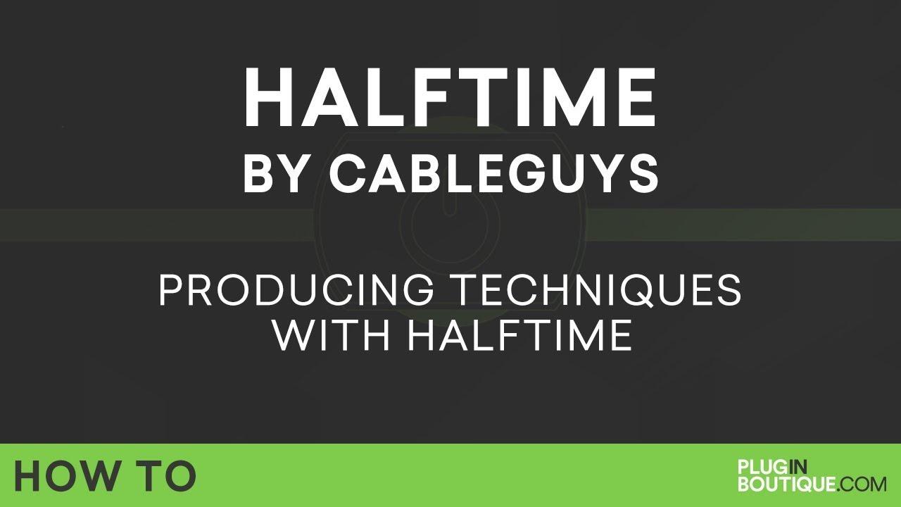 Cableguys Halftime Vst Download Free
