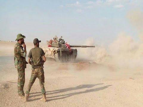 Сирийская армия остановила наступление ИГИЛ* на Абу-Камаль