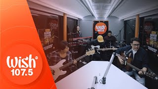 "December Avenue performs ""Huling Sandali"" LIVE on Wish 107.5 Bus"