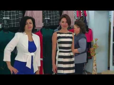 Женская одежда больших размеров из Белоруссии - YouTube