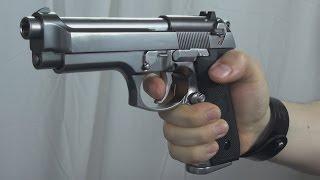 (Airsoft) WE Beretta 92FS Inox version