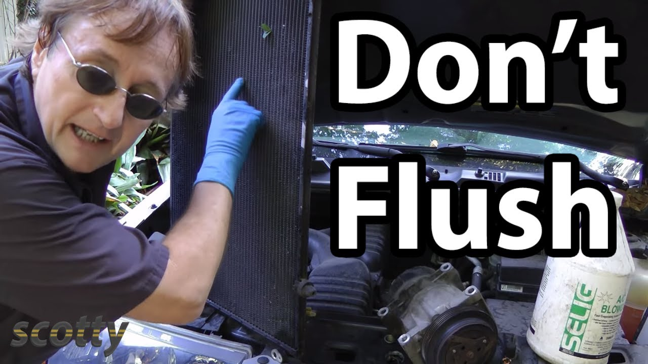 Why Flushing Ac Systems Doesn T Work Youtube