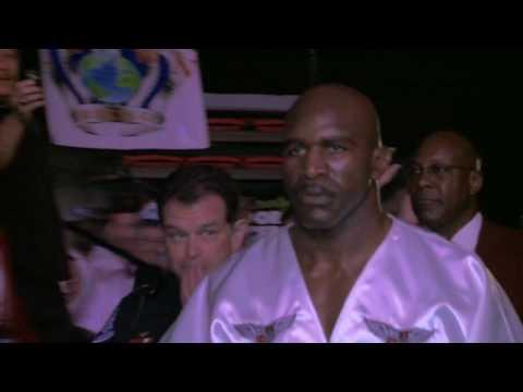 Holyfield vs Botha knockout