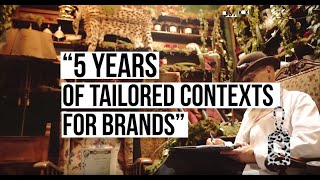 5 YEARS OF TAILORED CONTEXT CREATING Created by BUTIK agency Like us on Facebook : https://goo.gl/ggseId Like us on Instagram …