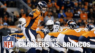 Chargers vs. Broncos | Week 17 Highlights | NFL