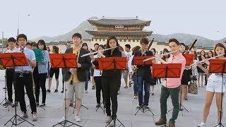 게임ost 플래시몹 오케스트라(Game OST Flashmob Orchestra)