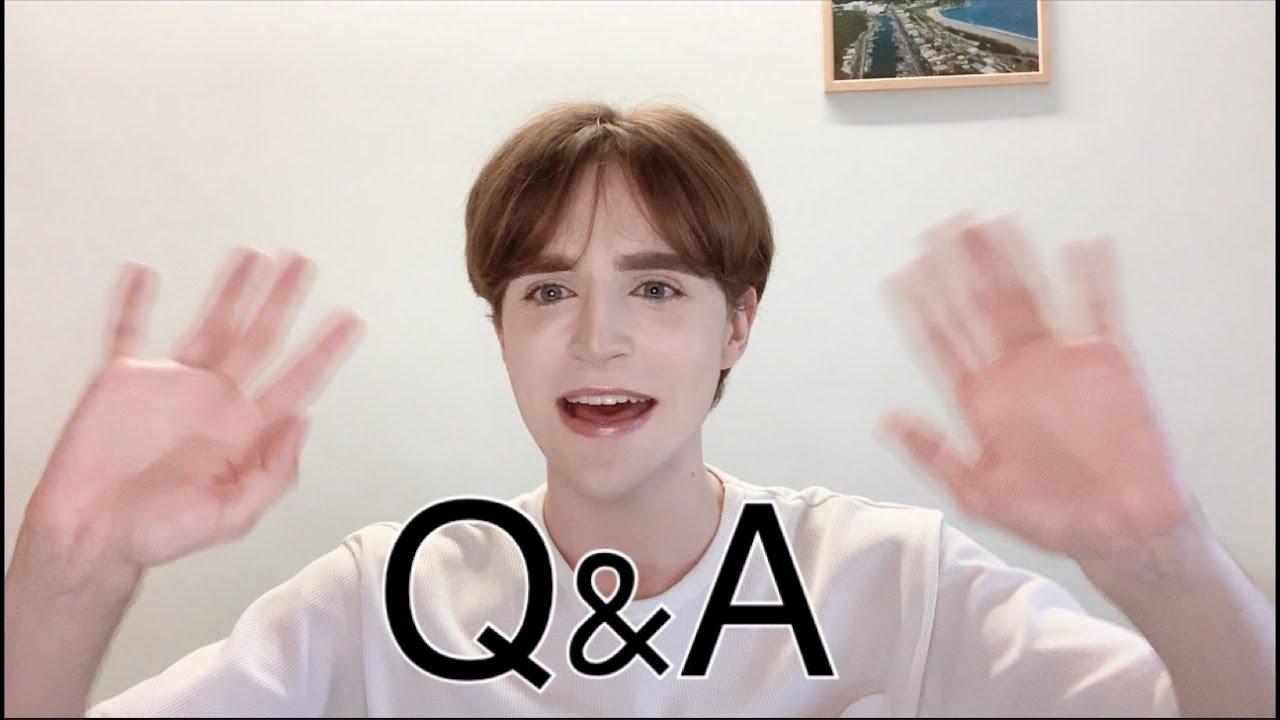 【Q&A】我為什麼在臺灣?我的夢想?我的身高? - YouTube
