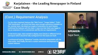 JWC15 - Karjalainen - The leading newspaper in Finland