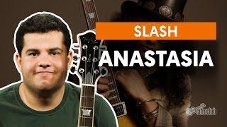 Anastasia - Slash (aula de guitarra) screenshot 2