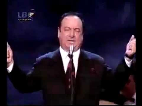 صباح فخري - قل للمليحة في الخمار الاسود