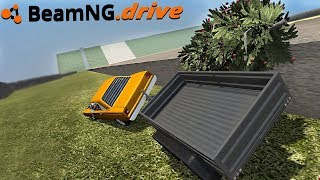 BeamNG.drive - CRAZY SLOPE