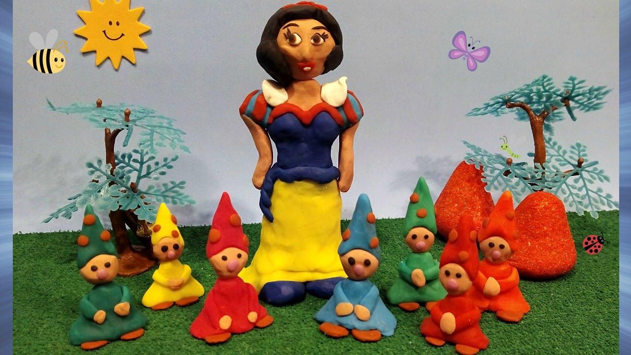 Blancanieves y los siete enanitos cuentos infantiles - Blancanieves youtube cuento ...