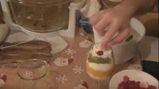 Grietinėlės desertas! | Pasigamink pats! | S02E03