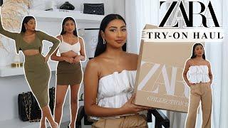 ZARA TRY-ON HAUL | *NEW IN* SUMMER 2020 | NOORIE ANA