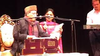Aaja Sanam Madhur Chandni Me Hum - Manna Dey Ji and Arpita Chanda