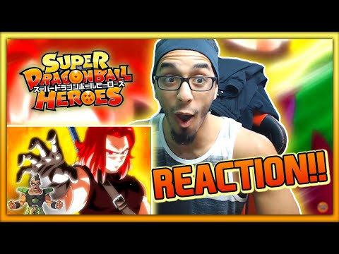 SUPER SAIYAN GOD TRUNKS?! | [SDBH Reaction]
