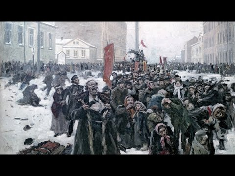 Кровавое воскресенье | Россия на крови: серия#2