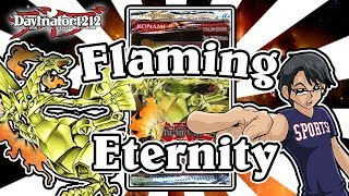 Top 10 Best Cards in Flaming Eternity! The Final DM  Set!