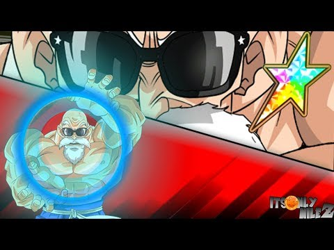 STR Master Roshi 100% Potential Showcase!