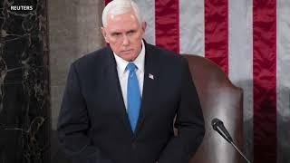 白宫要义: 特朗普、拜登针对佐治亚州参议员选举表态 - YouTube