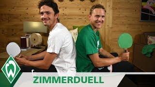 Zimmerduell: Thomas Delaney & Ludwig Augustinsson   SV Werder Bremen