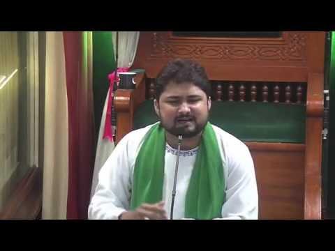 Eve 18th Dhilhajj 1437 - Eid al-Ghadeer Qasida by Syed Raza Abbas Zaidi