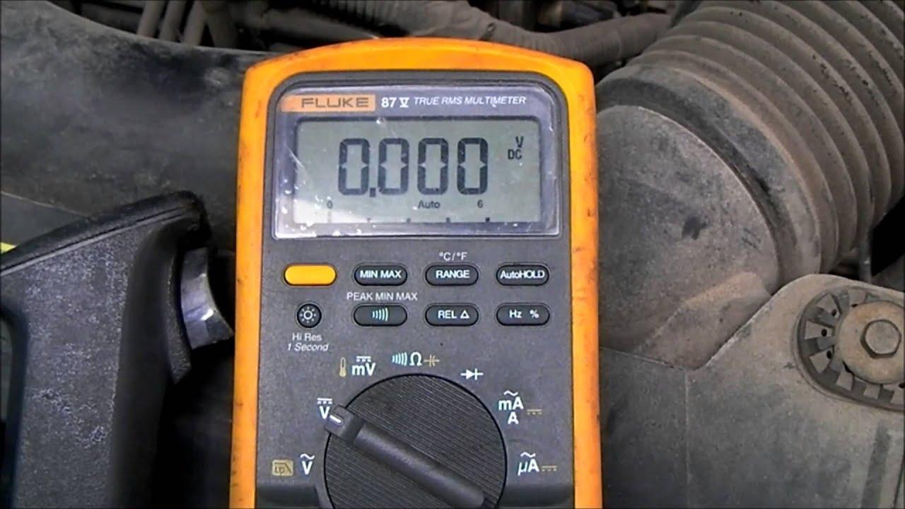 Voltage Drop Testing The Starter Youtube John Deere 4520 Wiring Diagram