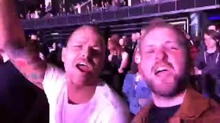Chris and Ryan blink 182 Los Angeles!